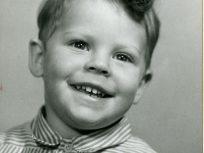 Martin age three