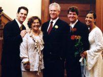 Robert Sandler's wedding