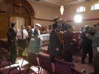 Kehillat Shaarei Torah interior