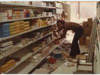 Opening of Amhurst Pharmacy