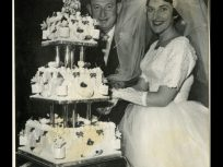Wedding of Max Skuy and Glenda Silverstone