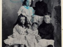 Sweiden family portrait