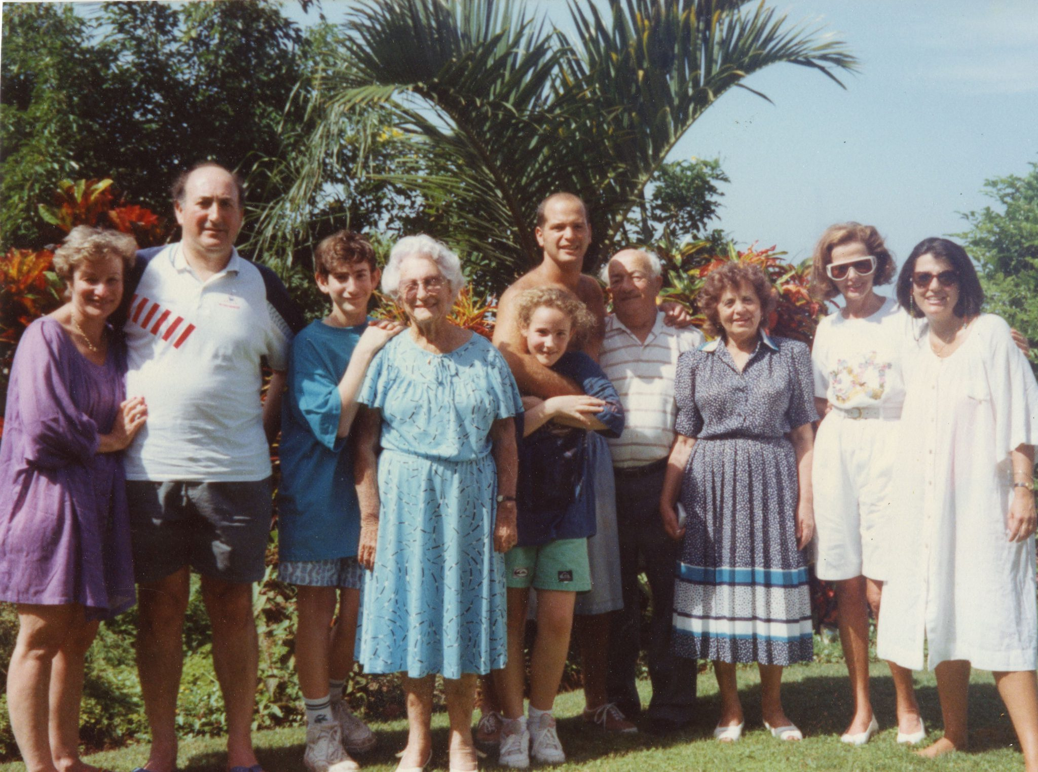 The Ditz family