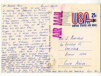 Postcard to Irma